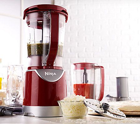 Ninja Kitchen System Pulse 48 oz. Blender with Accessories — QVC.com