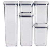 OXO Good Grips 5-Piece POP Container Set - White - K304987