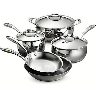 Tramontina Gourmet Domus 8-Piece Cookware Set