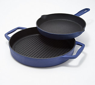 Cook's Essentials Nonstick Cast Iron 12