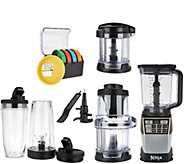 Ninja 4-in-1 Auto-iQ Kitchen System w/ Accessories - K46590