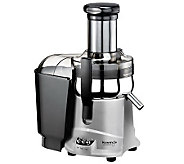 Kuvings Centrifugal Juicer with Stainless SteelJuicing Bowl - K301691