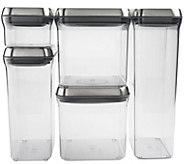 OXO Steel 5-Piece POP Container Set - K304991