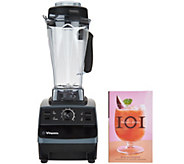 Vitamix Creations GC 64oz. Blender with 101 Drink Recipe Book - K46191