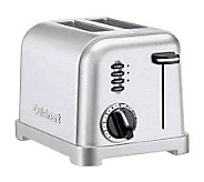 Cuisinart Metal Classic 2-Slice Toaster - K118292