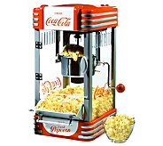 Nostalgia Electrics Coca-Cola Series Kettle Popcorn Maker - K300992