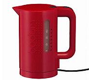 Bodum 1-liter, 34-oz Electric Water Kettle - K301192