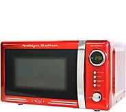 Nostalgia Electrics Retro Series 0.7-Cu. Ft. Microwave Oven - K374893