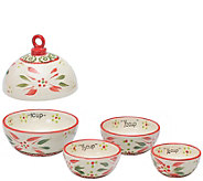Temp-tations Old World Ornament-Shaped Measuring Cups - K379693