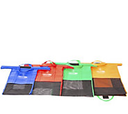 Trolley Bags Reusable Grocery Cart Wide Original Shopping Bags - K305595