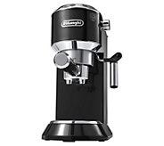 DeLonghi Dedica 15-Bar Pump Espresso & Cappuccino Machine - K376995