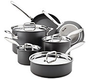 Breville Thermal Pro Hard-Anodized Nonstick 10-Pc Cookware Se - K306196