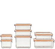 Wellslock 14-Piece Food Storage Container Starter Pack - K380697