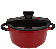 Cooks Essentials 4.8qt Cast Aluminum Quick Cooker - K45097