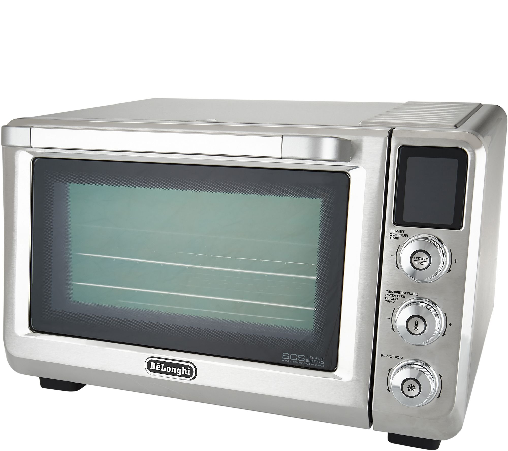 Delonghi Livenza All-Day Electric Convection Oven - Page 1 — QVC.com