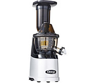 Omega MMV700S MegaMouth Vertical Low Speed Juicer - K306799