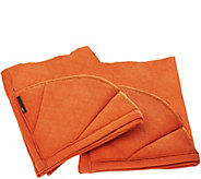 Rachael Ray Set of 2 Cucina Moppine Kitchen Towels - K42499