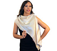 Schalero Scarf, Shawl, Bolero All-In One Garment - L41113