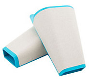 Pedisand Hands Free Foot File with 3 Replacement Sheets - L43713
