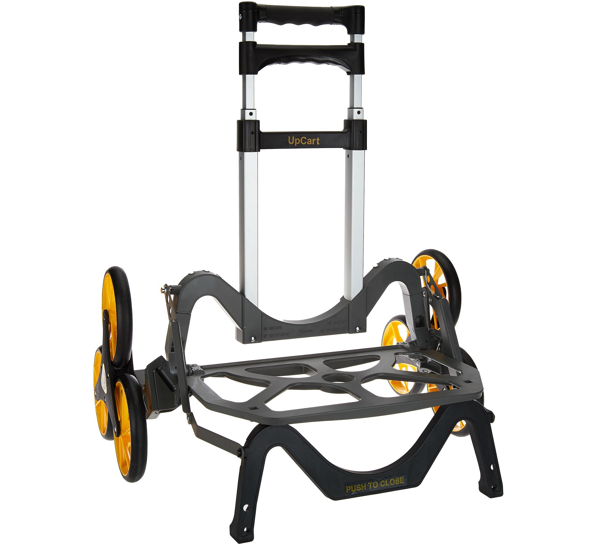 Upcart All Terrain Folding Stair Climbing Hand Cart Page