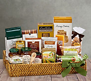 Hebert Candies Everything But the Wine Gift Basket - M117400
