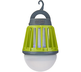 Evergreen Z-Fence Mosquito Zapper with LEDLight