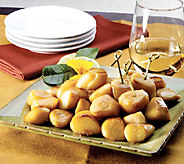 Anderson Seafoods Alaskan Smoked Scallops - M116002