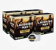 Keurig 64-Ct Laughing Man Columbia Huila K-CupPods - M120602