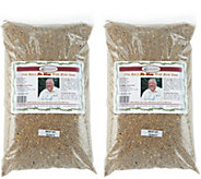 Ultimate Innovations Set of 2 No Mess Wild Bird Seed - M51703