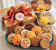 SH 11/5 Cheryls Thanksgiving 24-Piece Cookie Gift Box - M59703