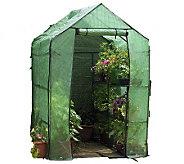 Gardman Walk-in Greenhouse with Shelves - M113804