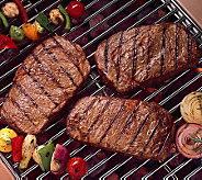 Kansas City Steak Co. (6) 10oz Rib Eye Steaks - M34804