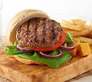Kansas City Steak Company (12) 4.5 oz. Steakburgers - M51604