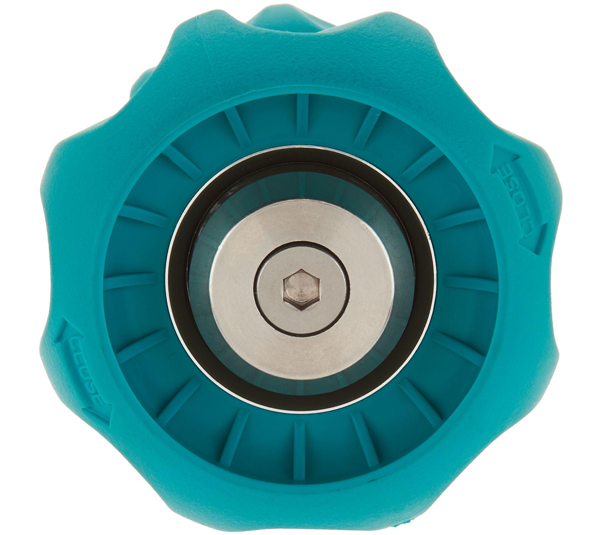 Ultimate Innovations Fireman's 5-Pattern Hose Nozzle — QVC com