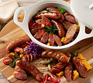 Big Fork (5) 12 oz. Bacon Sausage Variety Pack Auto-Delivery - M59105