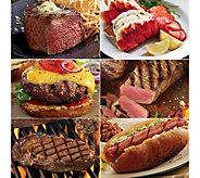 Kansas City Steak All-Star Cookout Combo - M115506