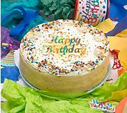 Davids Cookies 10 Vanilla Birthday Cake - M116706