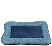 PETMAKER Plush Cozy Extra Large Dog Crate Bed - M114807