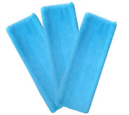 Don Asletts Set of 3 Microfiber Mop Pads - M115007