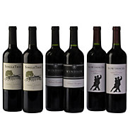 Cabs are King Six-Bottle Set by Vintage Wine Estates - M117008