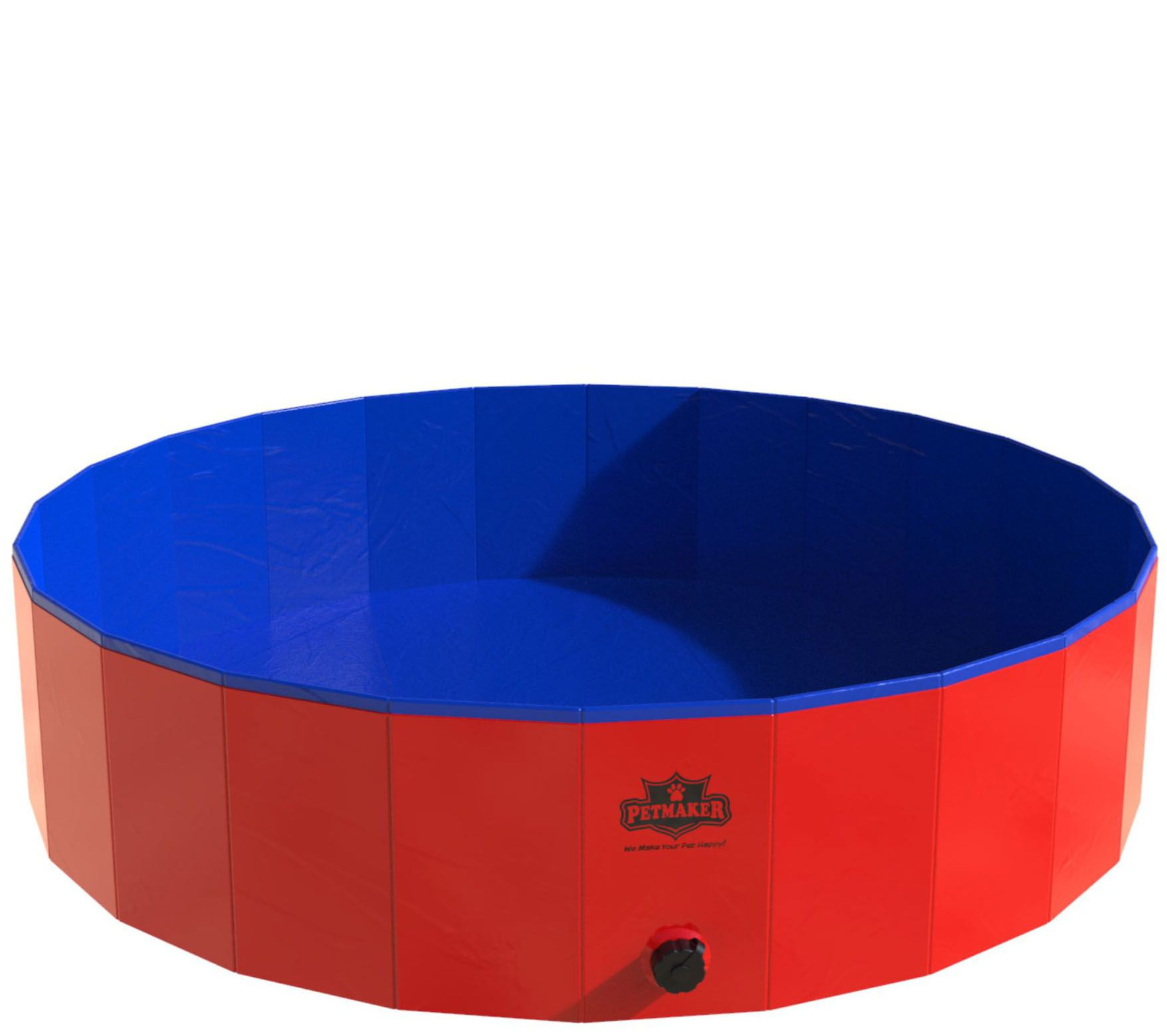 PETMAKER Foldable Pet Pool and Bathing Tub withCarrying Bag — QVC.com