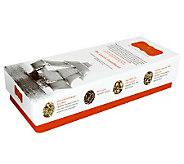 Wissotzky Tea The Journey Sampler Gift Box w/ 32 Silken Bags - M114009