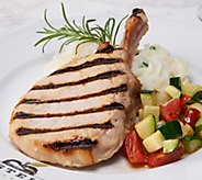 Rastelli Market Fresh (8) 8 oz. Bone-In Pork Rib Steaks - M51709