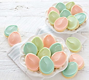 Cheryls Easter Egg Cutouts, 24-piece - M110710