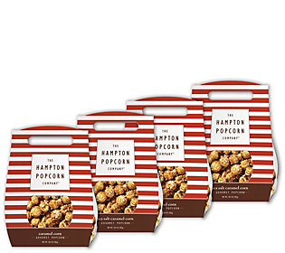 Hampton Popcorn Set of 4 Sweet &