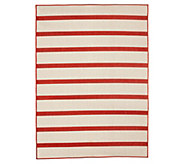 Tommy Bahama 7x10 Reversible Indoor/Outdoor Awning Stripe Rug - M55710