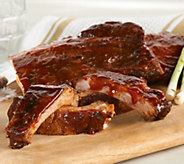Corkys BBQ (4) 1.75-lb Baby Back Ribs Auto-Delivery - M60110