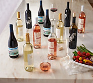 Martha Stewart Wine Co. Spring 12 Bottle Wine Set - M58411