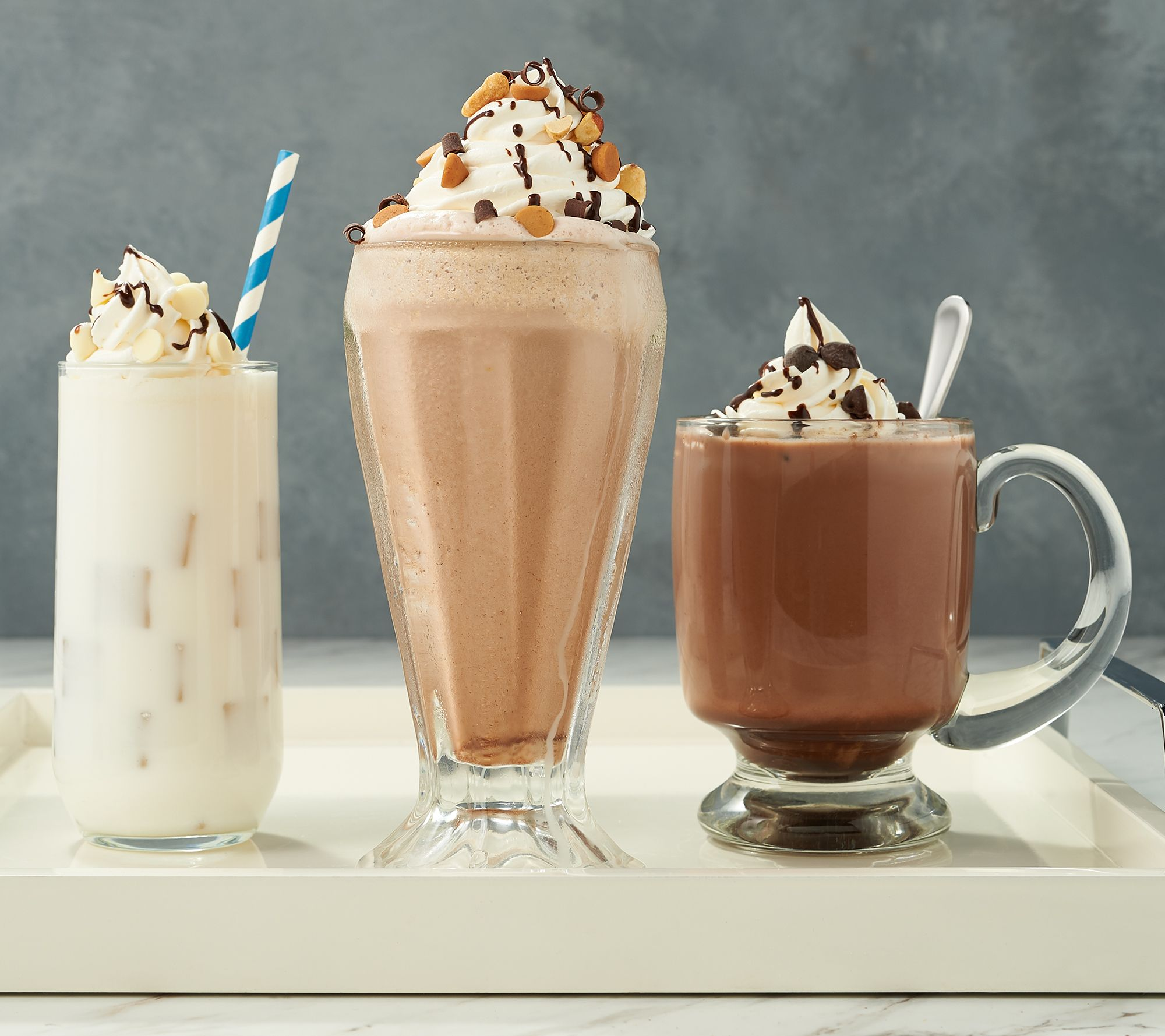 Frozen Bean 3 21 Oz Cans Frozen Or Hot Chocolate Drink Blends