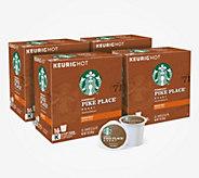 Keurig 64-ct Starbucks Pike Place Roast K-Cup Pods - M120612